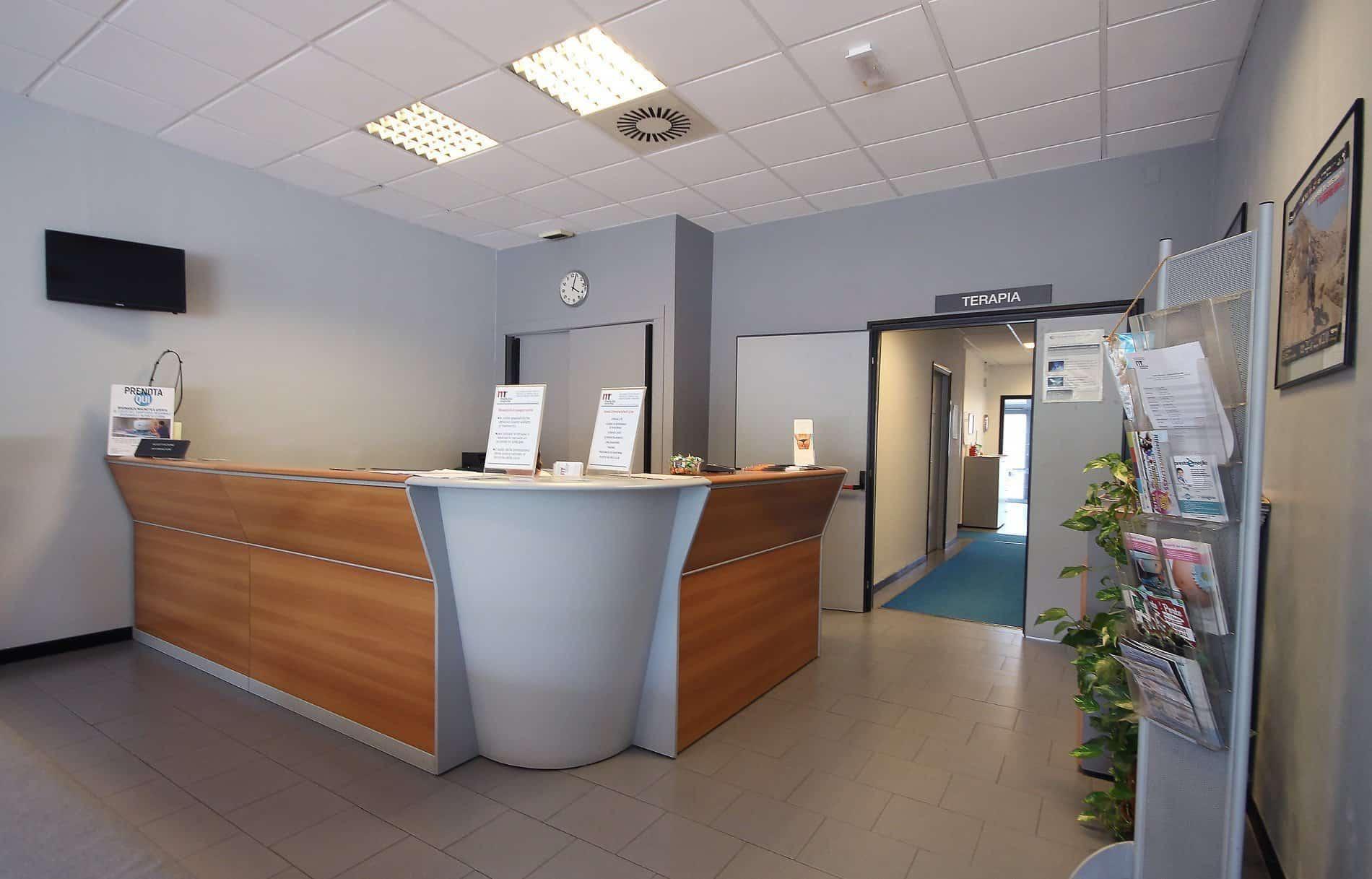 Reception Medicina Ravenna